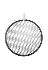 "Hensel Hensel Honeycomb 7"" Grid, round, black, No. 2"