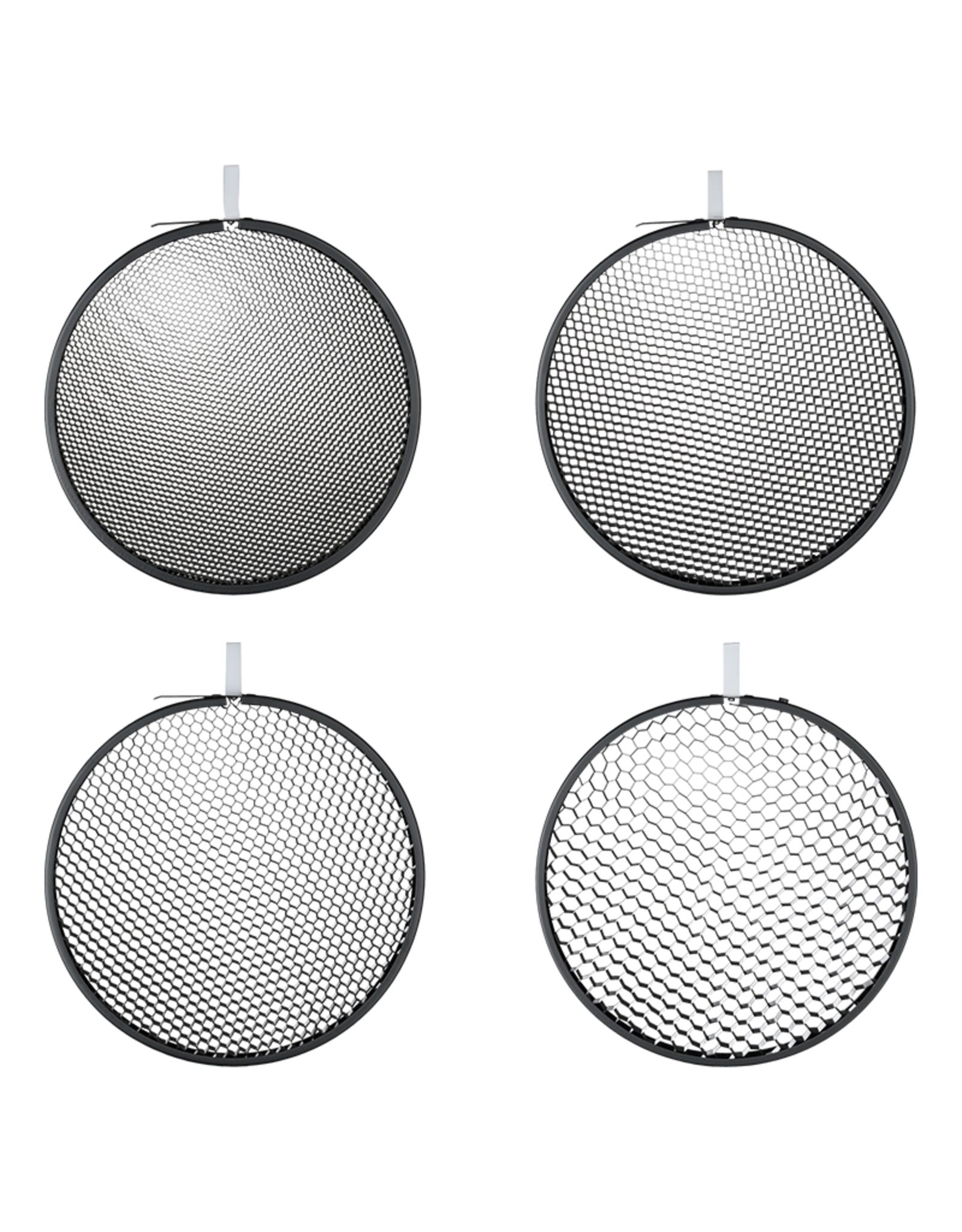 "Hensel Hensel Honeycomb 9"" Grid Set 4 pcs."
