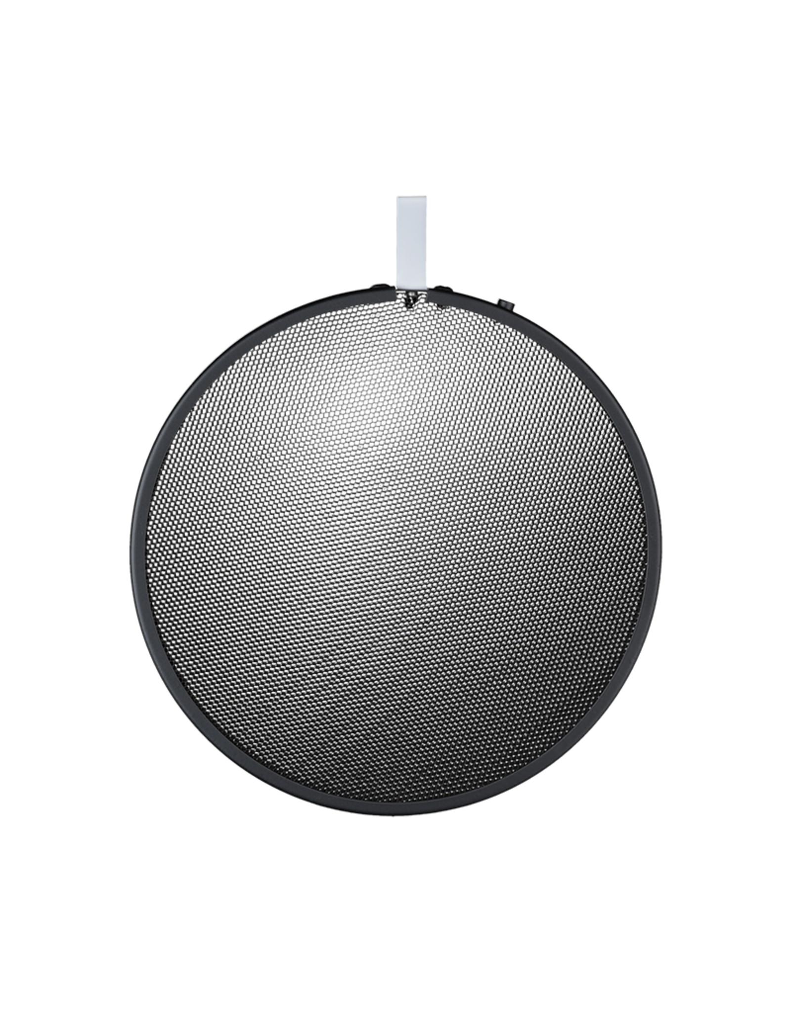 "Hensel Hensel Honeycomb 7"" Grid, round, black, No. 0"