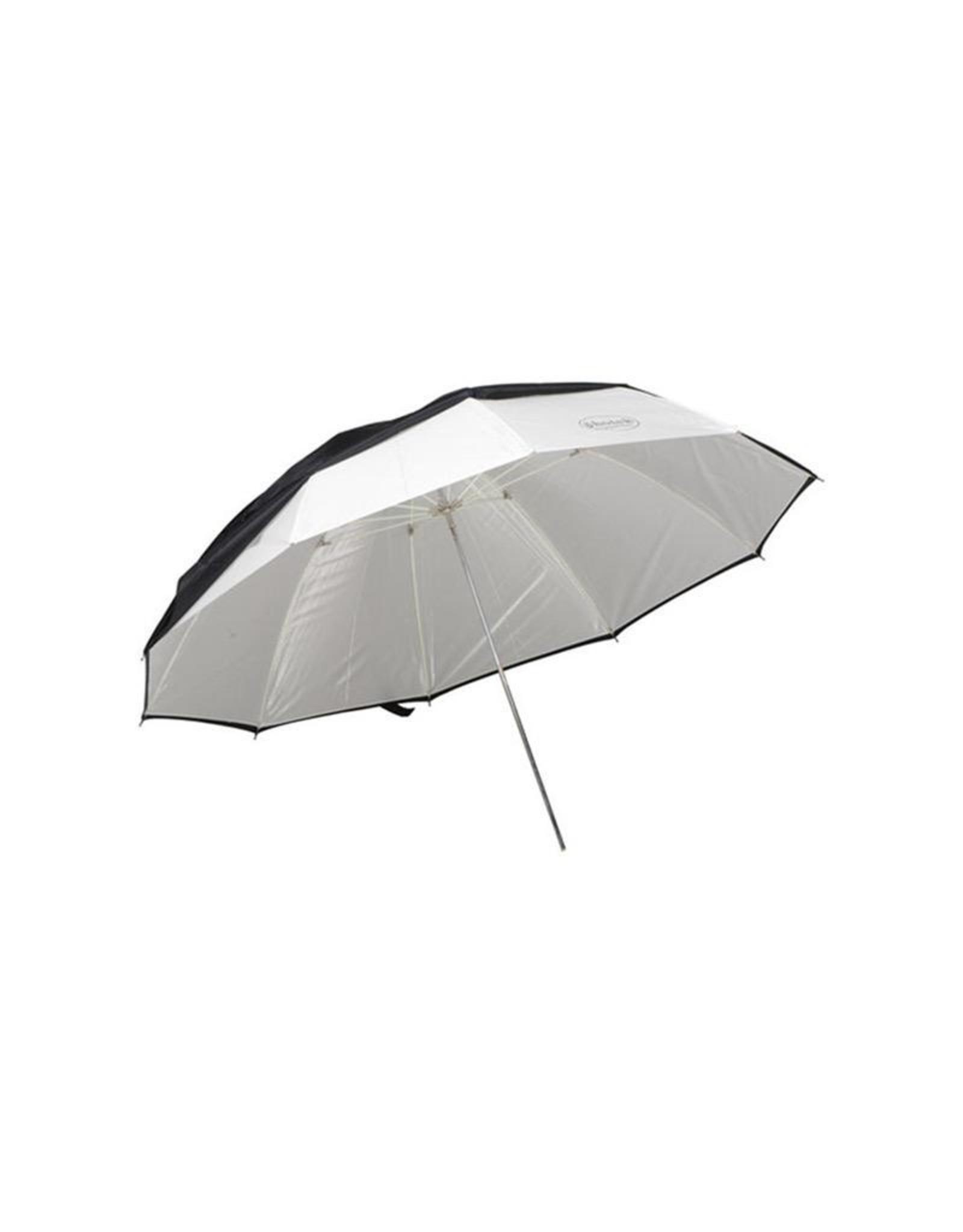 """Photek Photek GoodLighter 60"""" Large Umbrella, Slver, 8mm shaft"""