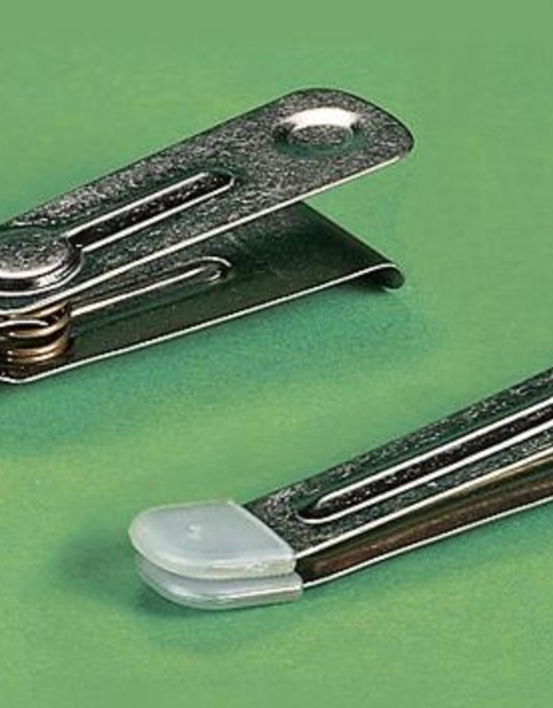 Kaiser Kaiser Stainless steel Print Tongs with protective caps, 2 pieces