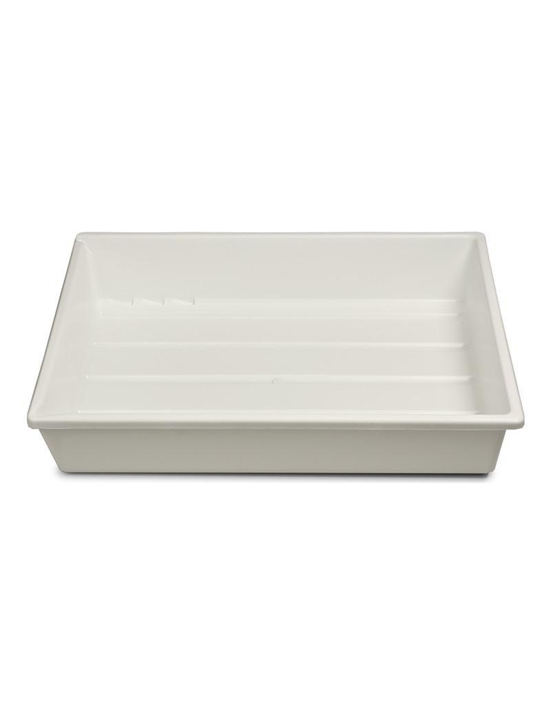 "Kaiser Kaiser Lab Tray, 30 x 40 cm (11,8 x 15,7""), white"