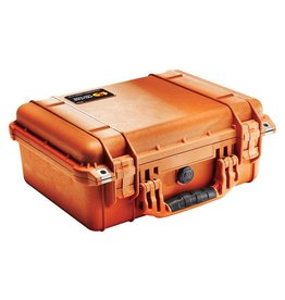 Pelican Pelican 1450 Case, Orange with Foam