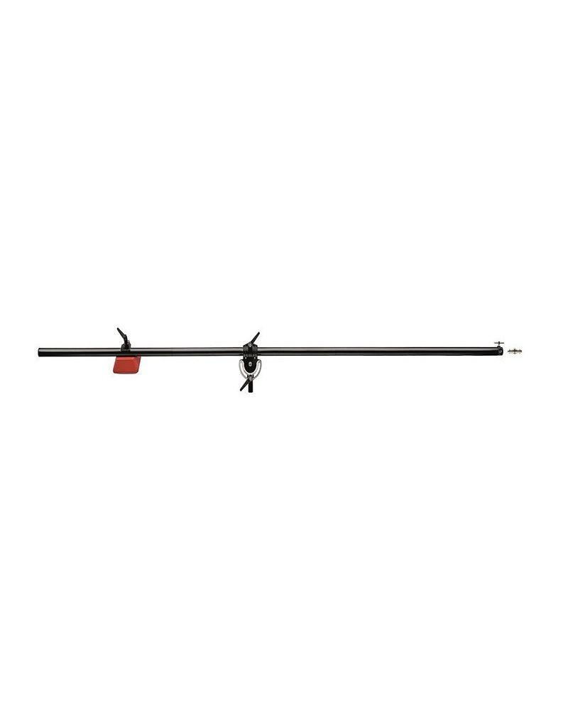 Manfrotto Manfrotto 085BSL BLACK LIGHT BOOM 35 (STAND NOT INCLUDED)