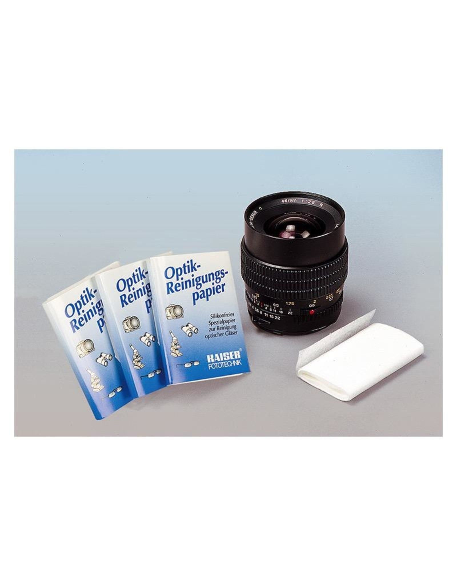 Kaiser Optical Glass Cleaning Paper