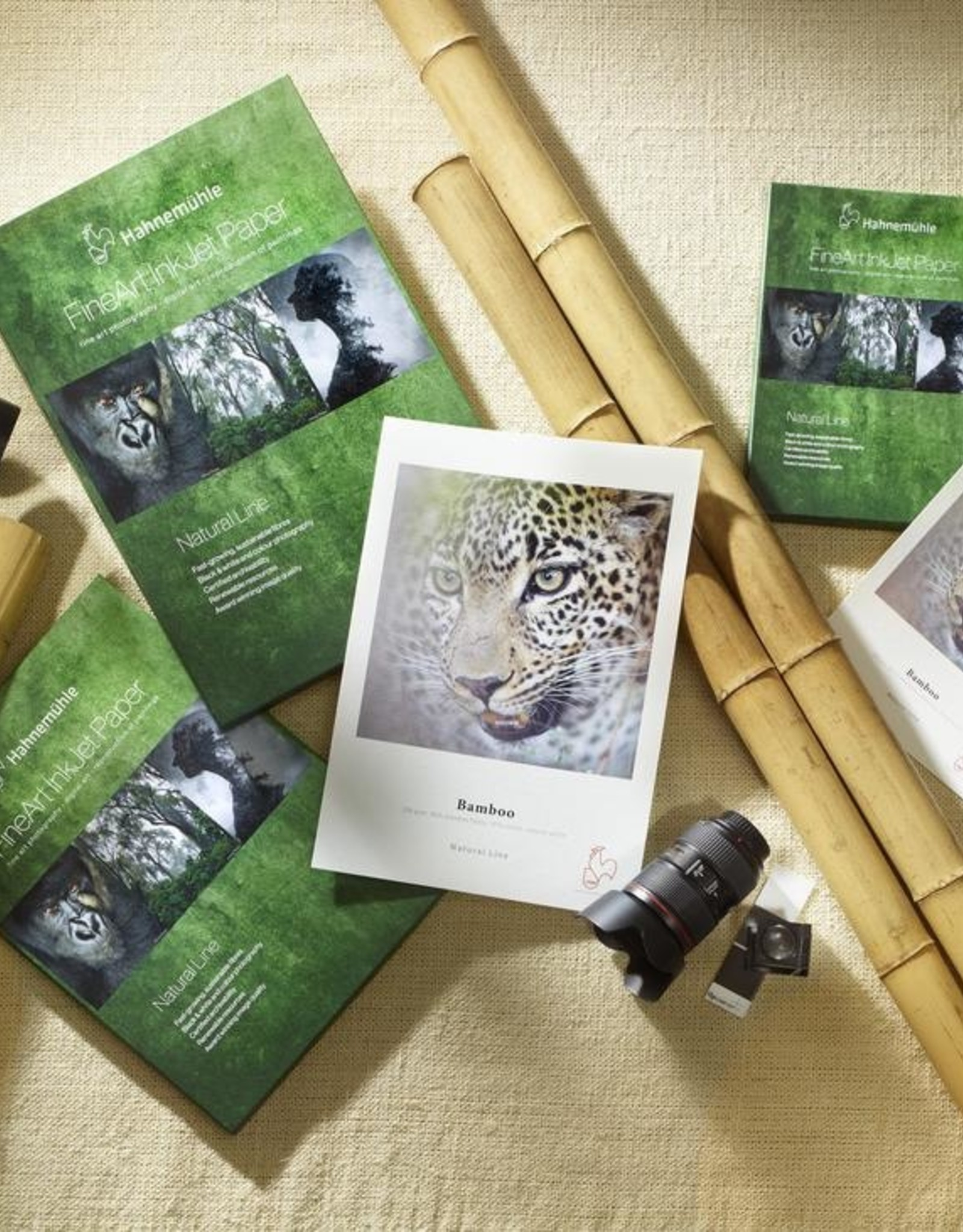 "Hahnemuhle Bamboo 290gsm 8.5""x11"" 25 sheets"