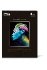 "Epson Epson 44"" x 50' Hot Press Bright Roll"