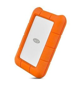B3K LaCie 1TB Rugged Mobile USB-C/3 Hard Drive