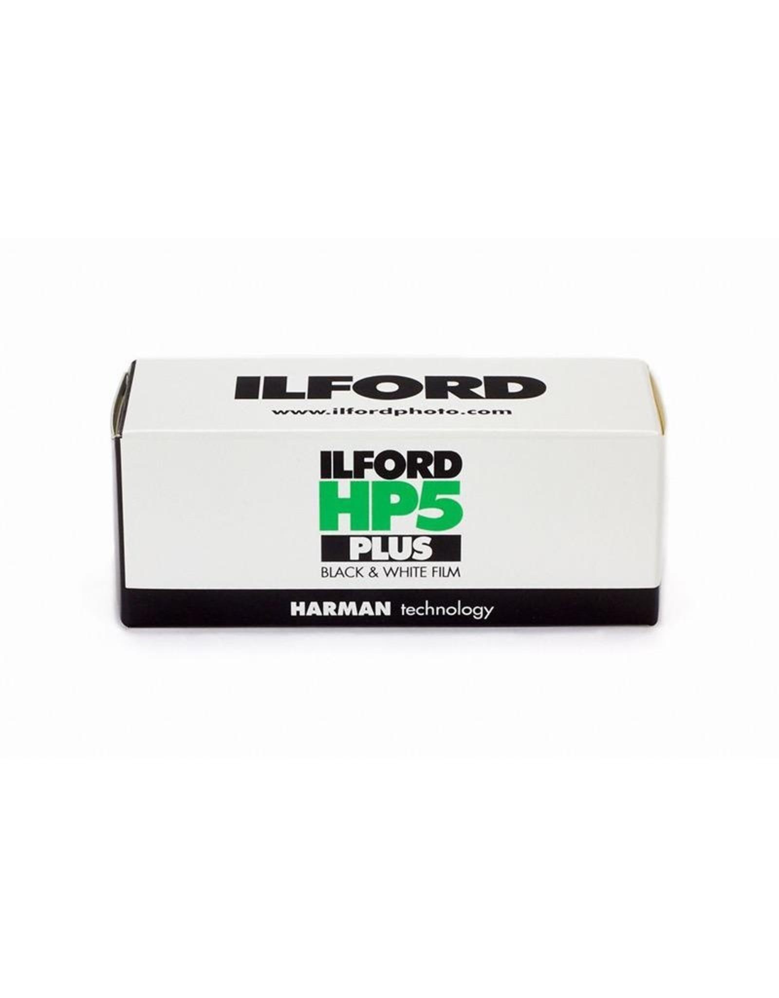 Ilford Ilford HP5+ 120 Roll ASA 400.