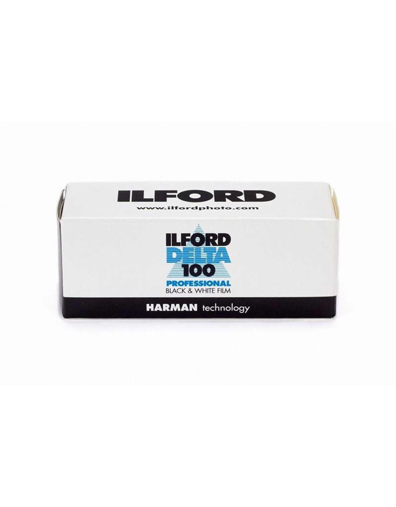Ilford Ilford Delta DP100, 120 ROLL.