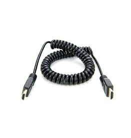 Atomos Coiled Mini to Full HDMI Cable 50cm/19""