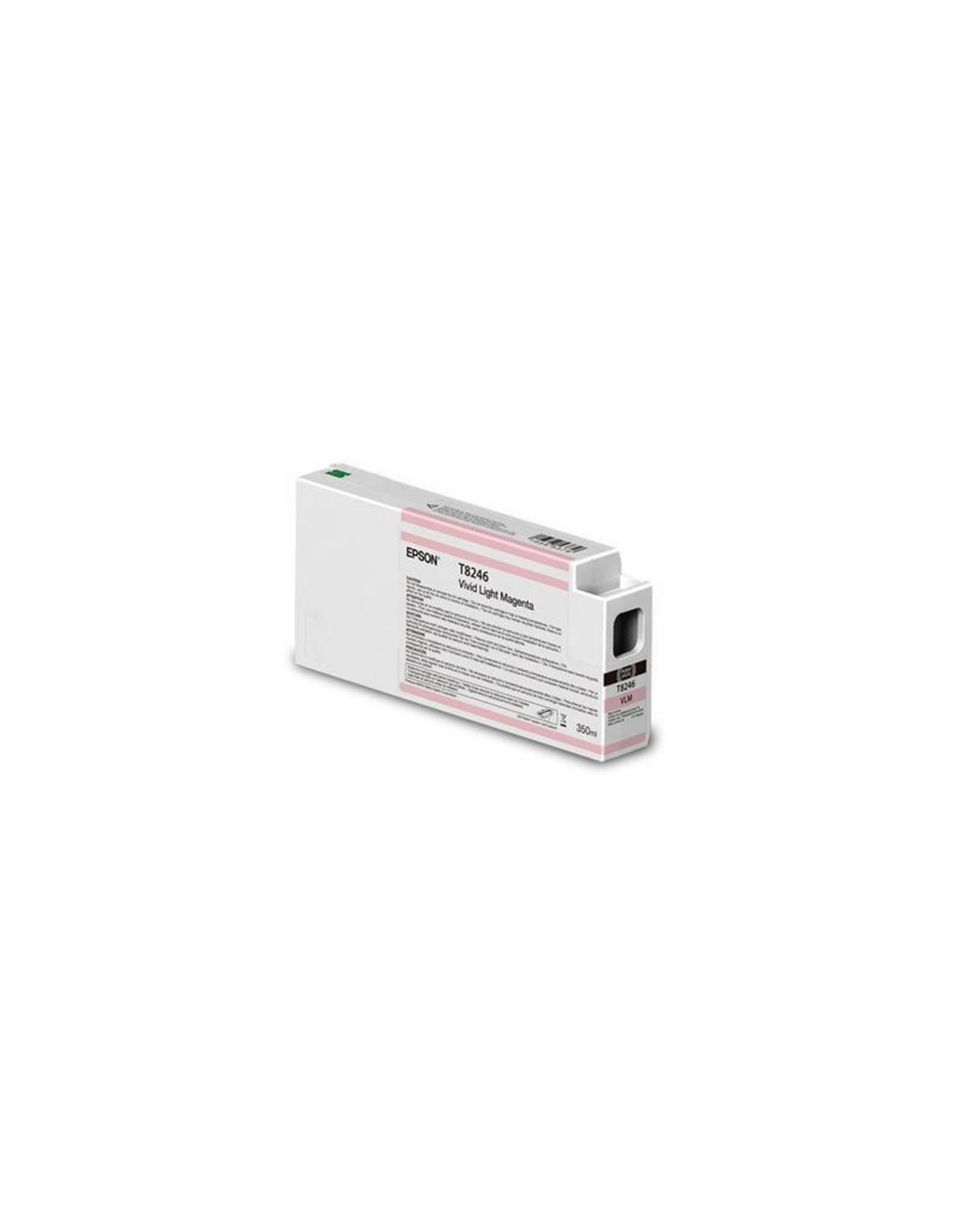 Epson Epson T824600 Ultrachrome HD Vivid Light Magenta Ink 350ML