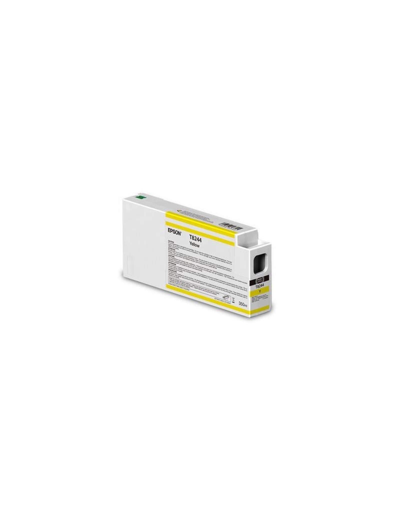 Epson Epson T824400 Ultrachrome HD Yellow Ink 350ML