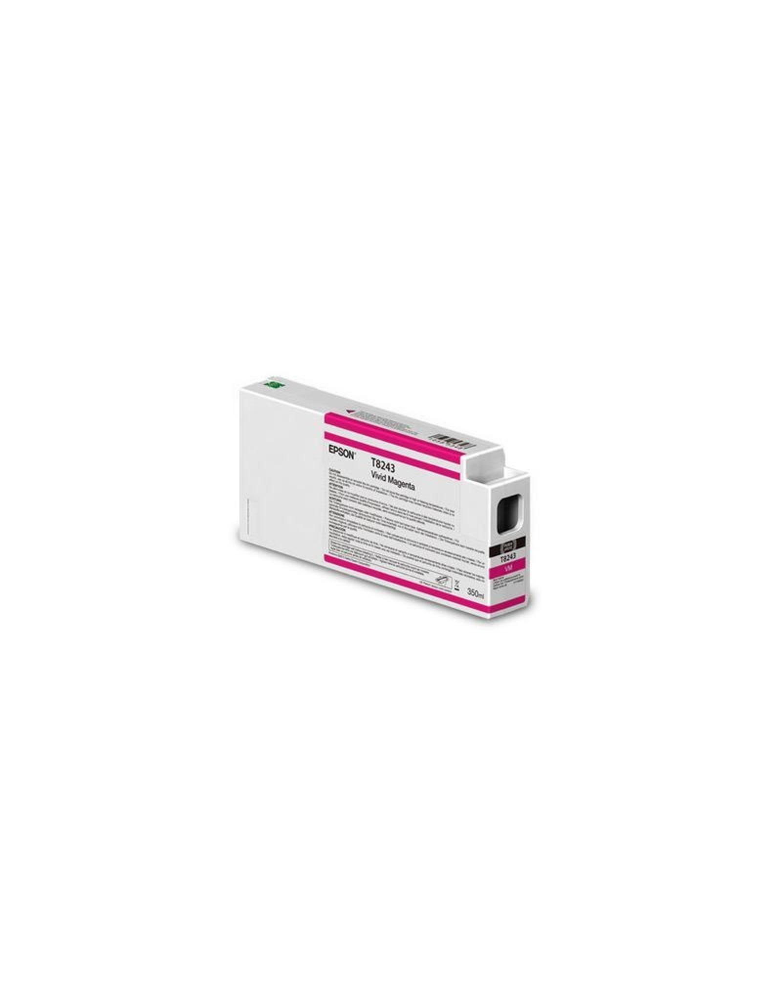 Epson Epson T824300 Ultrachrome HD Vivid Magenta Ink 350ML