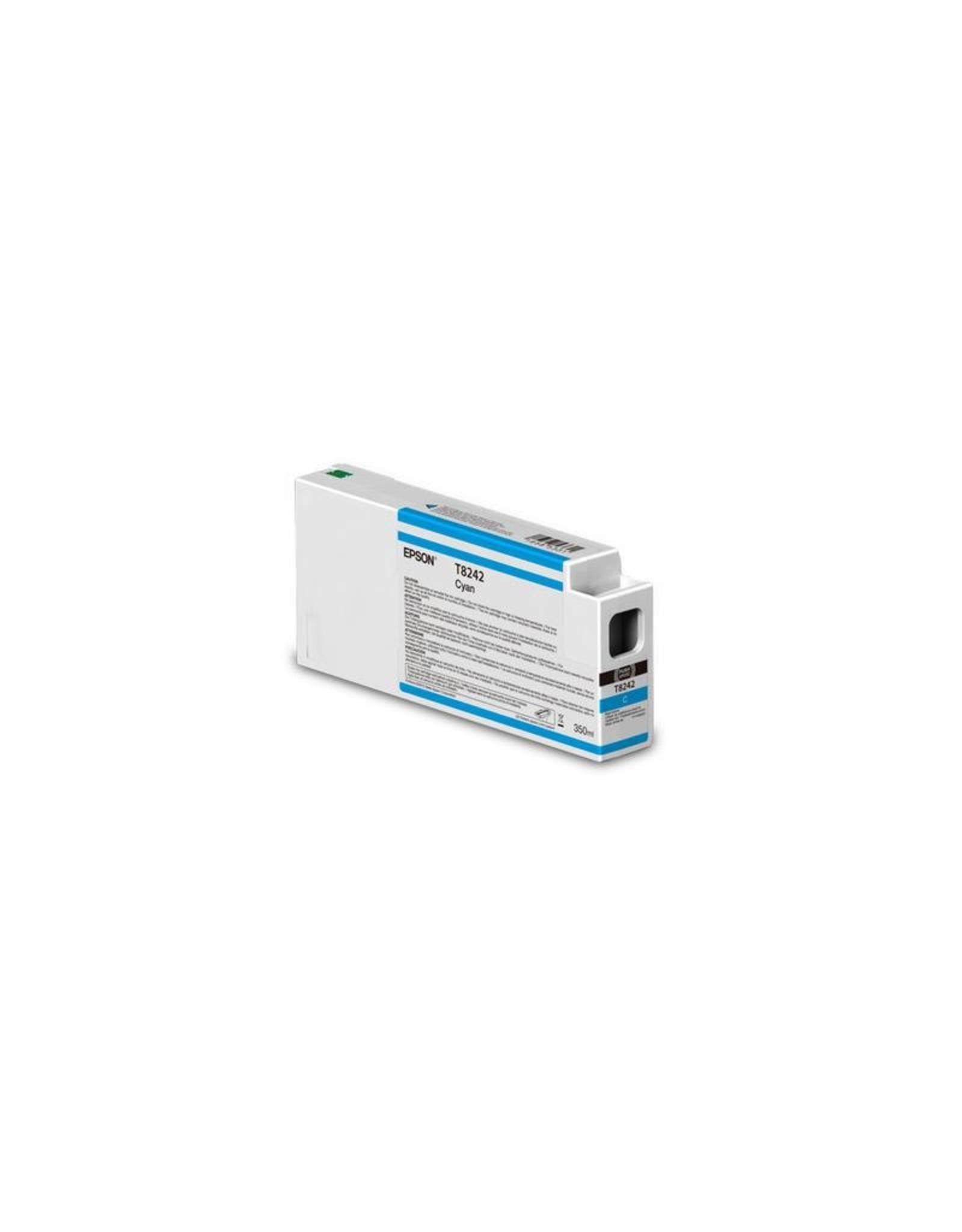 Epson Epson T824200 Ultrachrome HD Cyan Ink 350ML