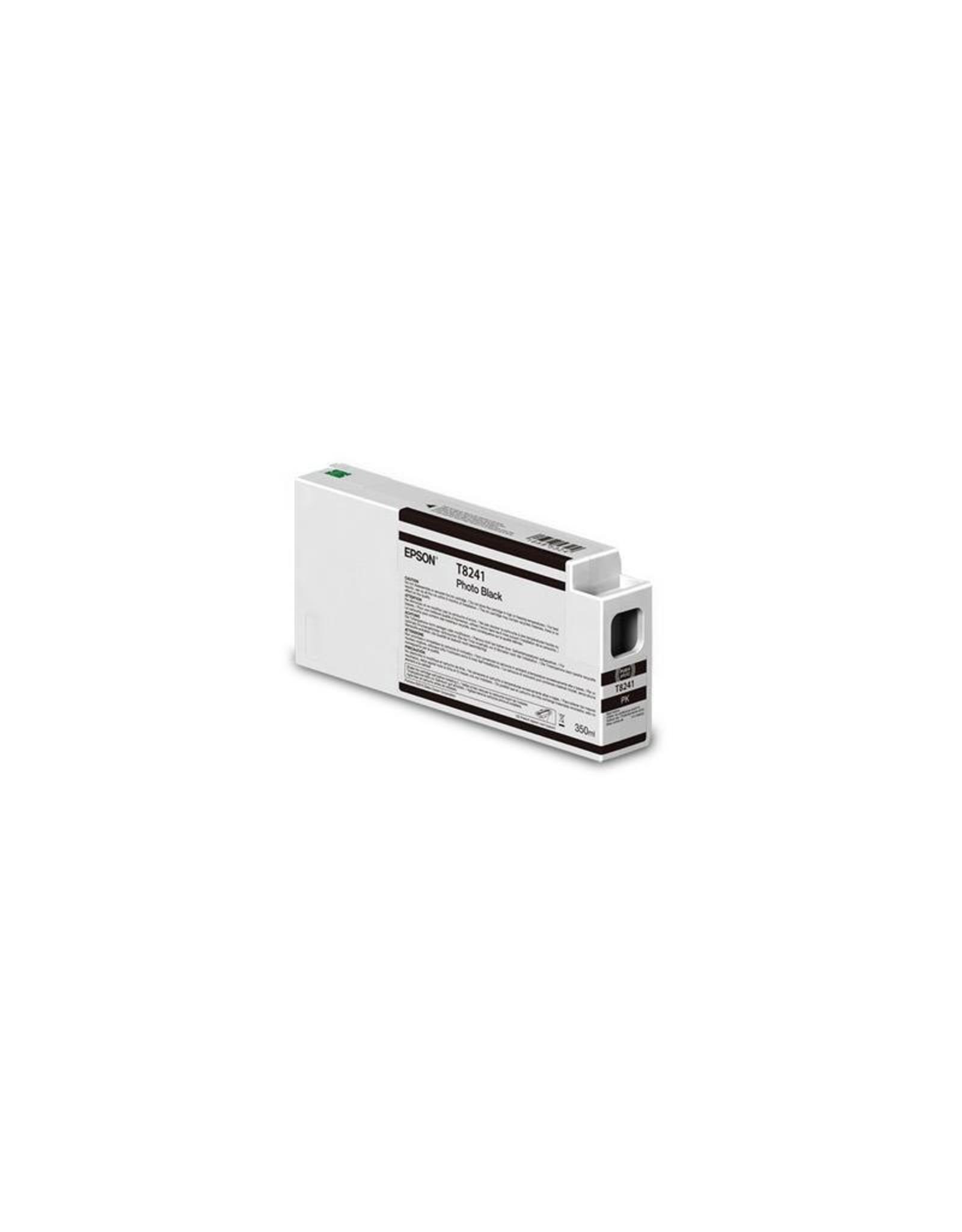 Epson Epson T824100 Ultrachrome HD Photo BLK Ink 350ML