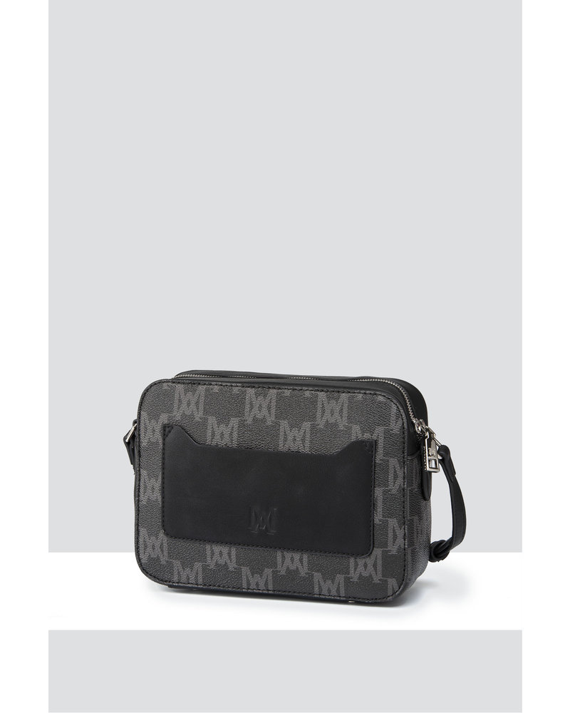 MADISON MOLLY CAMERA BAG - BLACK MA Print