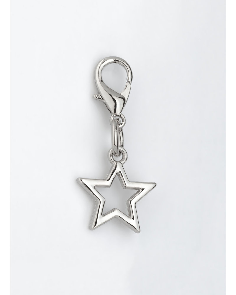 MADISON STAR CHARM - SILVER