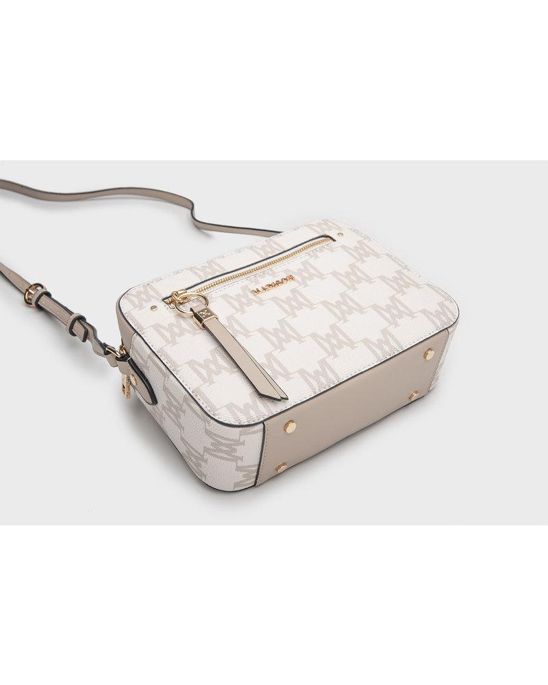 MADISON Molly Camera Bag - Ecru Ma Print