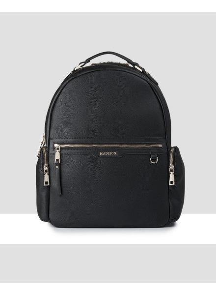 MADISON Tonya Laptop Backpack - Black