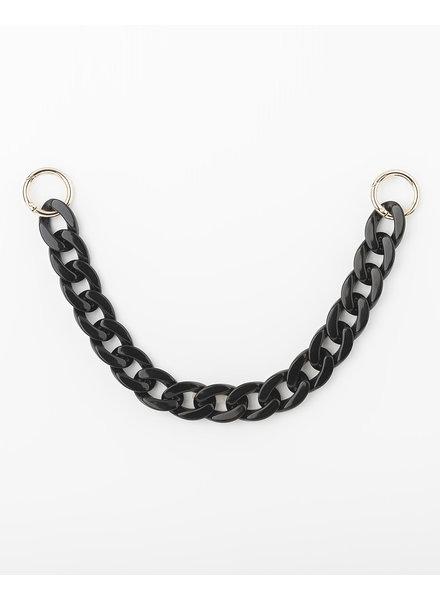 MADISON Rochelle Removable Chain - Black