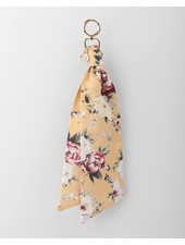 MADISON Nelly Scarf - Yellow Botanic Floral