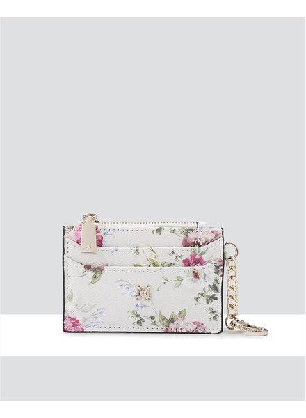 MADISON Hannah Zip Card Case - Botanic Floral