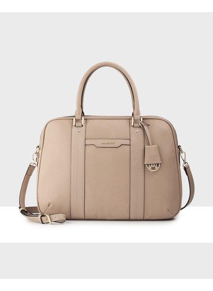 MADISON Trudi Slim Line Laptop Bag - Taupe