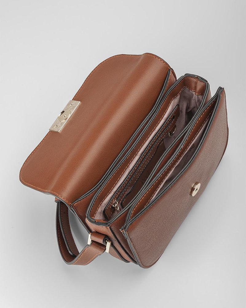 MADISON Mel 3 Compartment Saddle Bag - Black