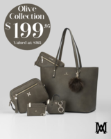 MADISON ULTIMATE OLIVE 6-PIECE COLLECTION