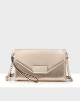 MADISON Jennifer E/W Wallet & Bag Convertible - Rose Gold