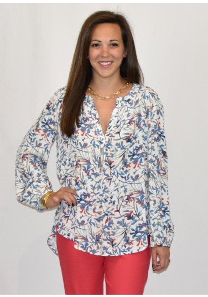 Finley Shirts Stephanie Popover Kyoto