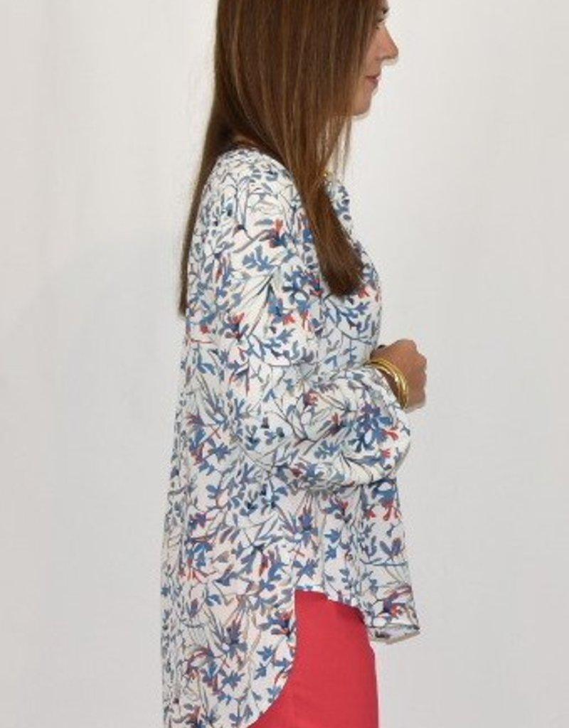 Finley Shirts Finley Shirts Stephanie Popover Kyoto
