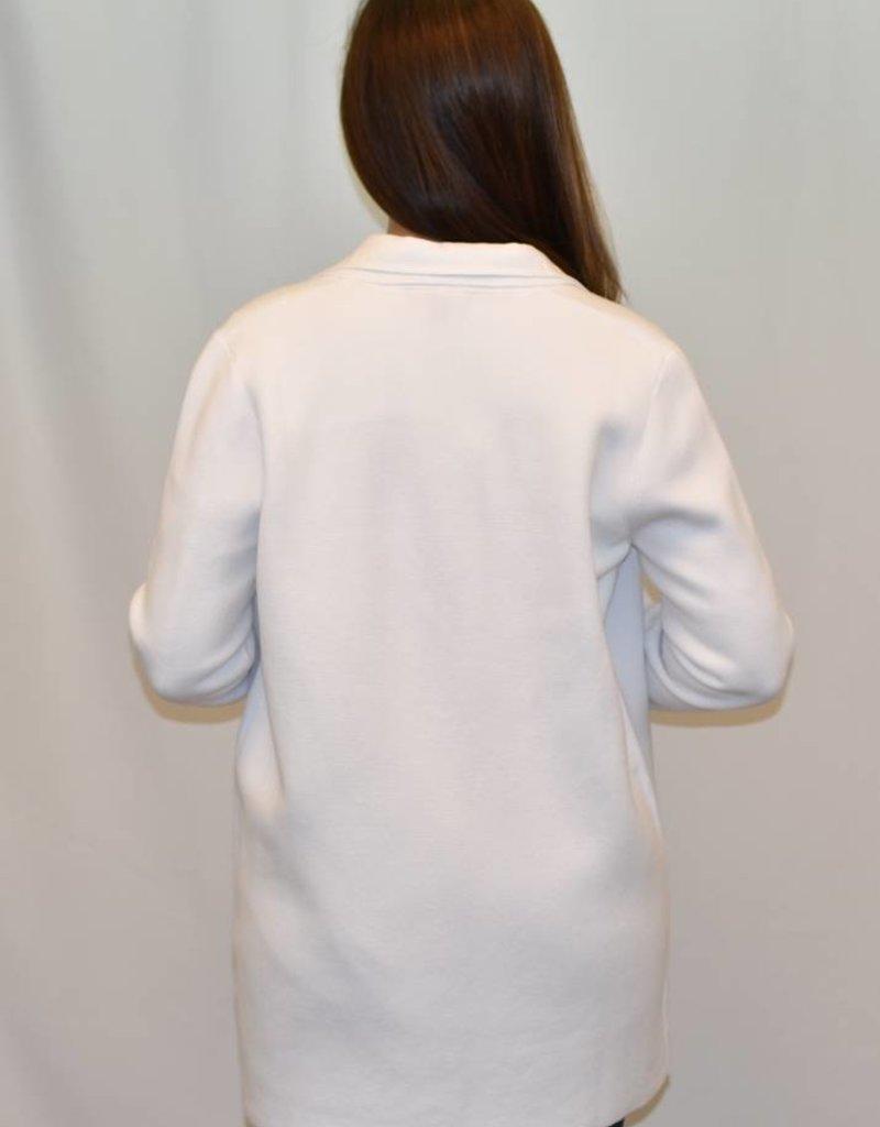Repeat Cashmere Cardigan in 100% Cotton