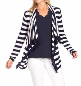 Duffield Lane Tassel Sweater