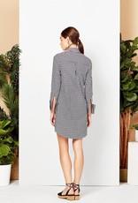 Abbey Glass Meghan Shirt Dress