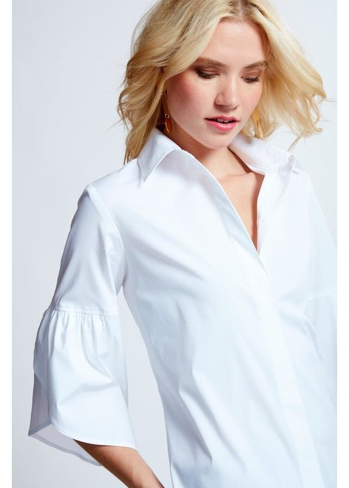 Finley Shirts Birdie Draped Drop Sleeve Shirt