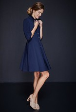 Estelle & Finn Navy Dress
