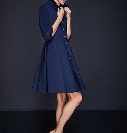 Estelle & Finn Navy Dress