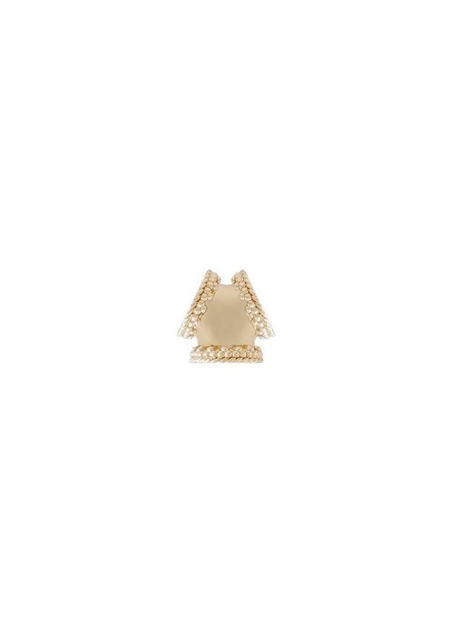 CWC Jewelry Plated Tassel Adapter