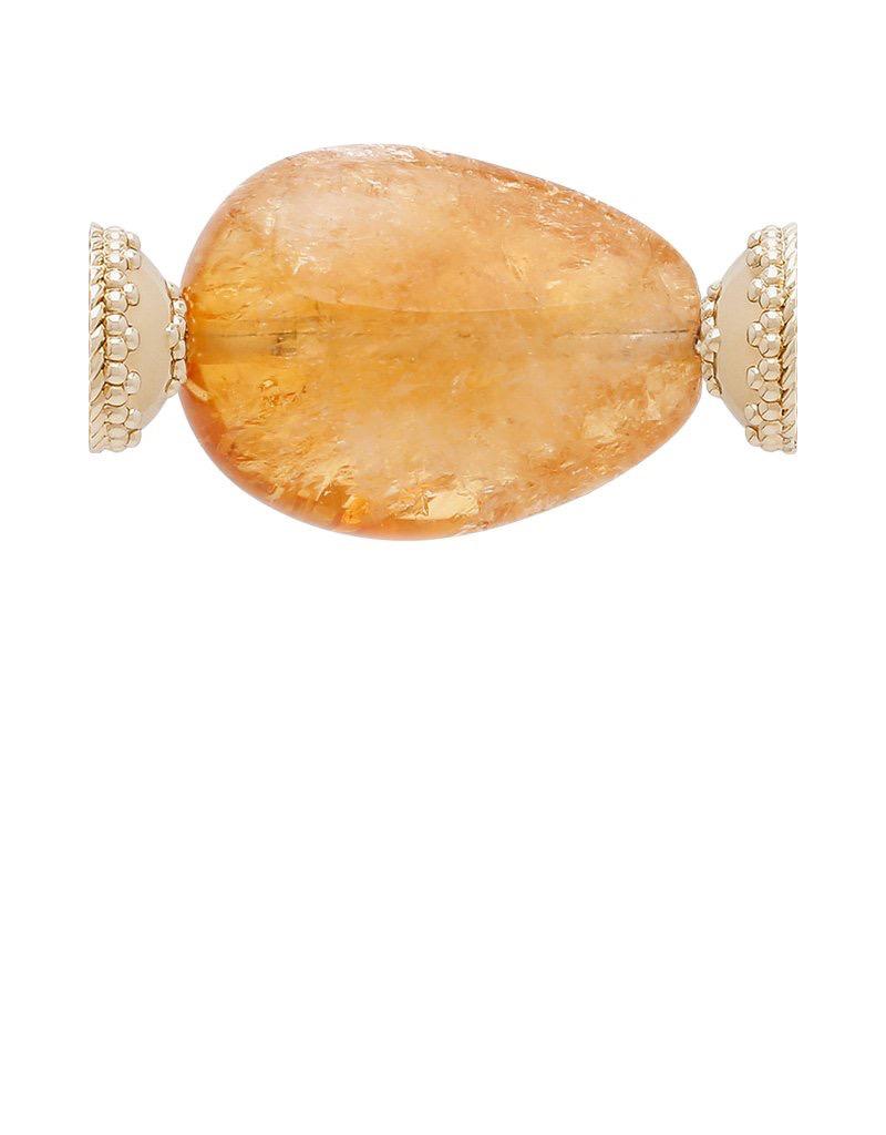 CWC Jewelry LTD Citrine Tumbled Nugget