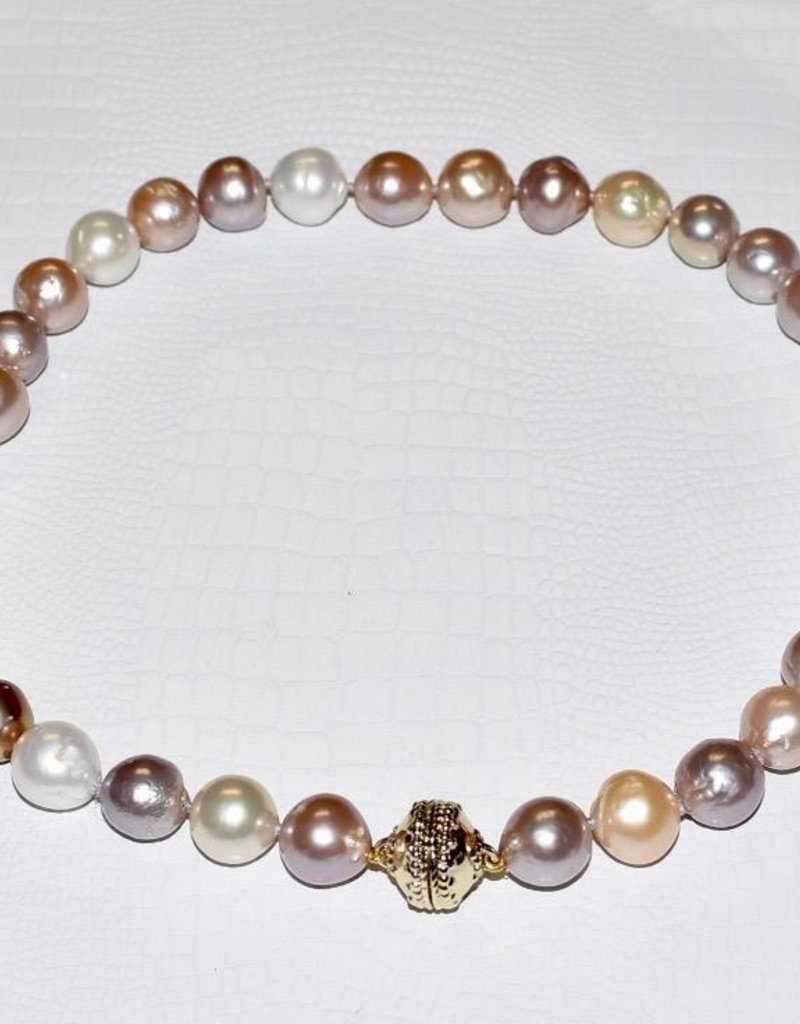 CWC Jewelry  Freshwater Pink Pearl Necklace