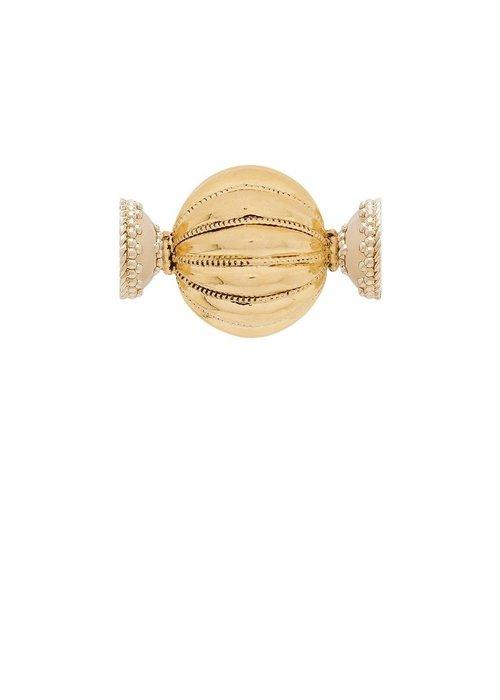 Clara Williams Clara Williams Gold Ball Pendant