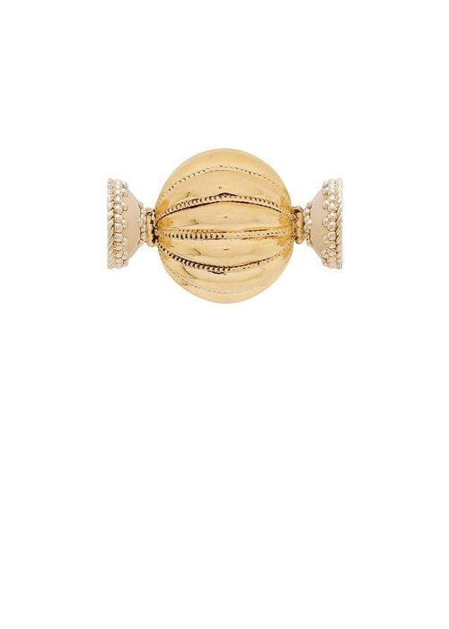 CWC Jewelry Gold Ball Pendant