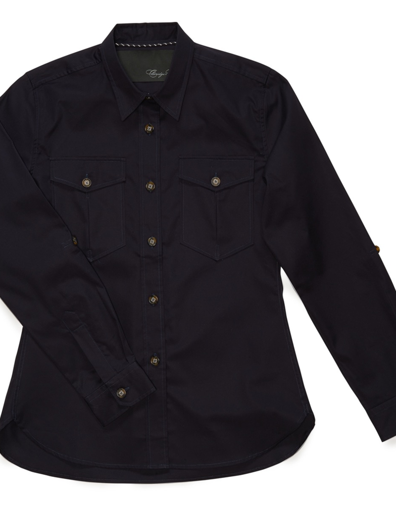 Claridge & King Safari Shirt