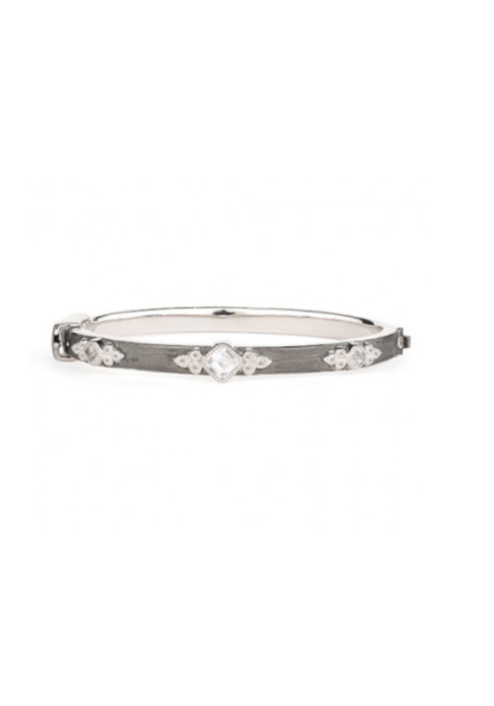 Jude Frances Sterling Silver White Topaz