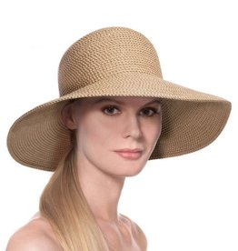 Eric Javits Hampton Sun Hat in Peanut