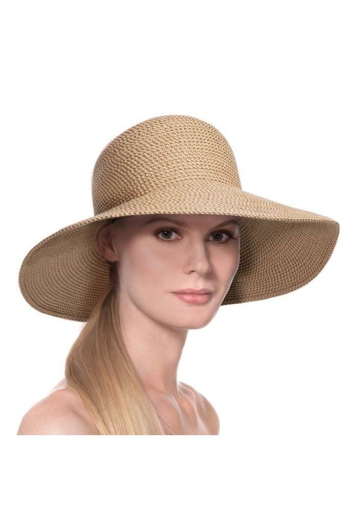 Hampton Sun Hat in Peanut