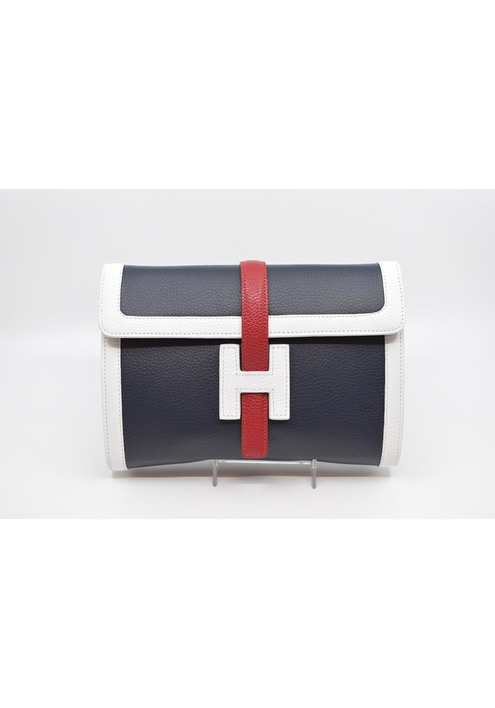 H-bag in Navy, Red and White