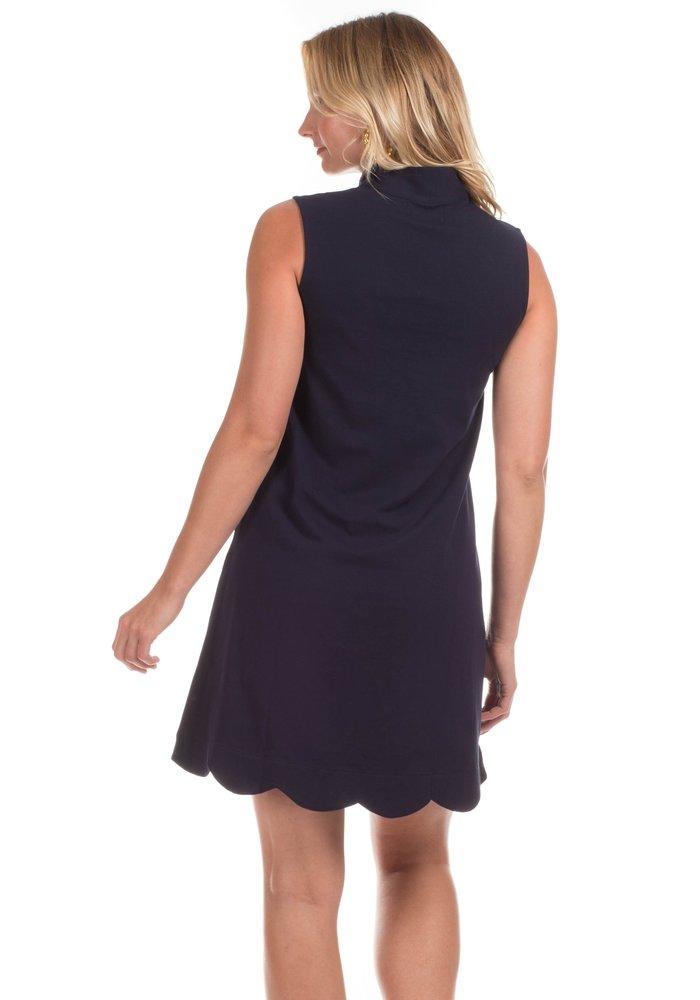Duffield Lane Scallop Kingston Dress